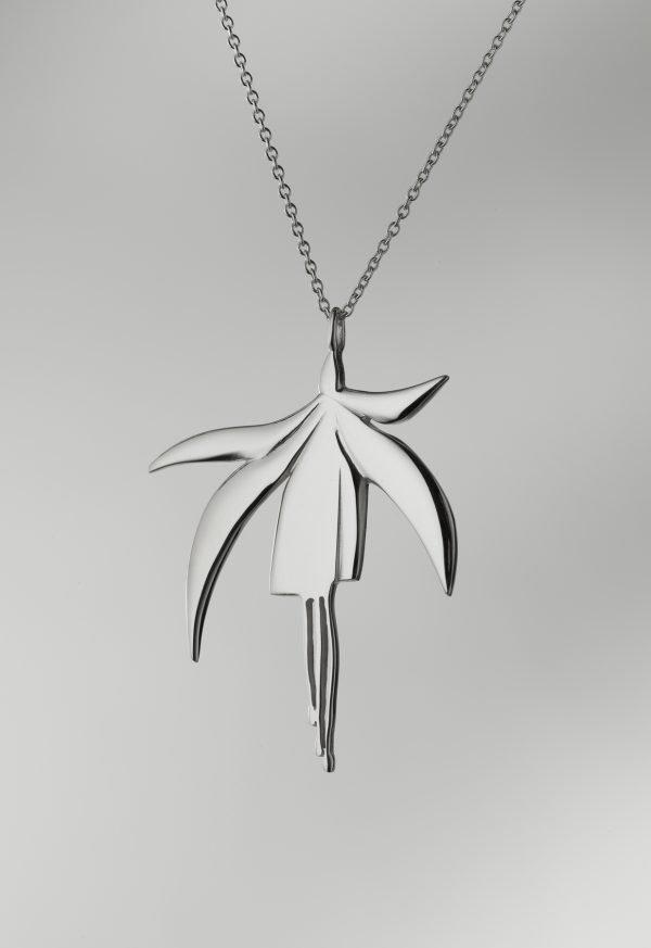 Fuchsia pendant